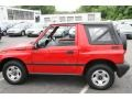 Wildfire Red - Tracker Soft Top 4x4 Photo No. 8