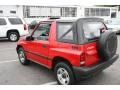 Wildfire Red - Tracker Soft Top 4x4 Photo No. 9