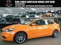 2014 Header Orange Dodge Dart SXT #114624018
