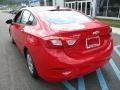 Red Hot - Cruze LS Sedan Photo No. 4