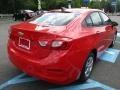 Red Hot - Cruze LS Sedan Photo No. 6