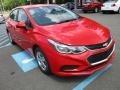 Red Hot - Cruze LS Sedan Photo No. 8