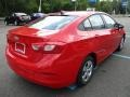 Red Hot - Cruze LS Sedan Photo No. 6