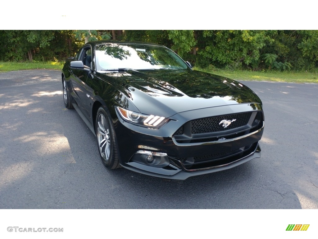2017 Mustang Shelby Gt350 Black >> 2017 Shadow Black Ford Mustang GT Coupe #114624050 Photo #18 | GTCarLot.com - Car Color Galleries