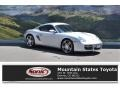 2008 Arctic Silver Metallic Porsche Cayman S #114646063