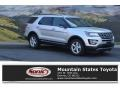 2016 Ingot Silver Metallic Ford Explorer XLT 4WD #114646062