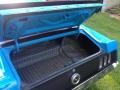 1970 Ford Mustang Black Interior Trunk Photo