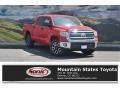 2016 Radiant Red Toyota Tundra SR5 CrewMax 4x4 #114646016