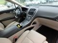 Dashboard of 2016 MKX Reserve AWD