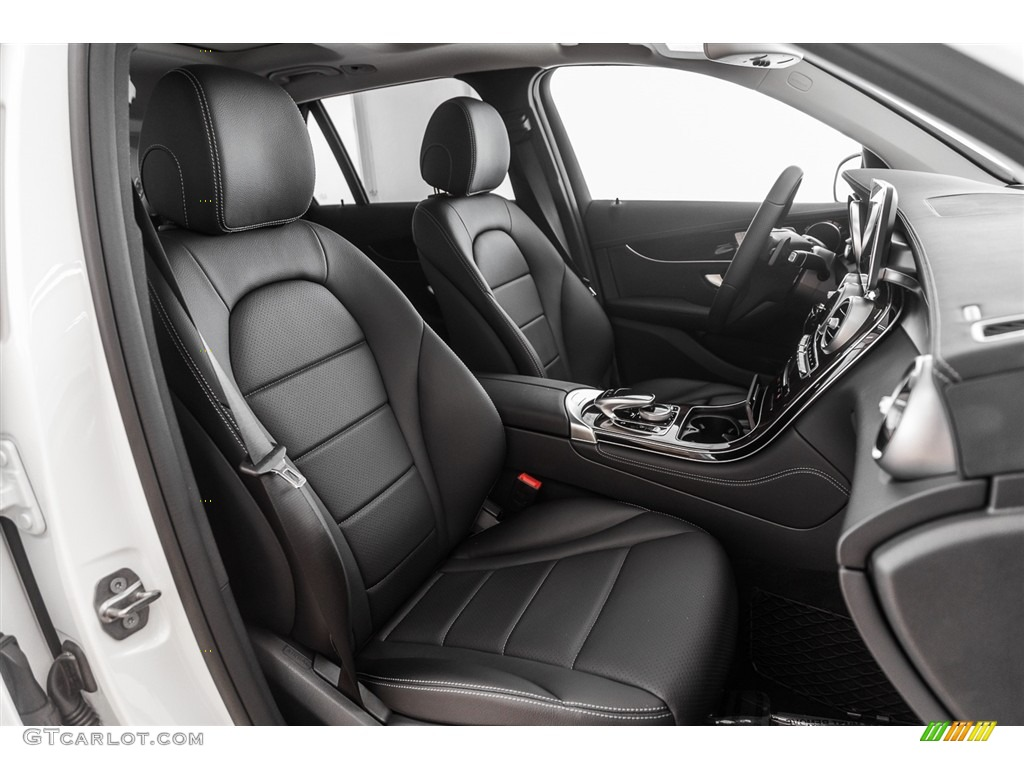 2016 Mercedes Benz Glc 300 4matic Interior Color Photos