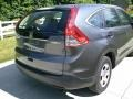 2014 Polished Metal Metallic Honda CR-V LX AWD  photo #2