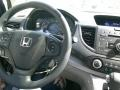 2014 Polished Metal Metallic Honda CR-V LX AWD  photo #7