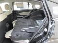2016 Subaru Crosstrek Ivory Interior Rear Seat Photo