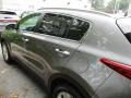 2017 Mineral Silver Kia Sportage LX AWD  photo #3