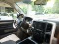 2014 Western Brown Ram 1500 SLT Crew Cab 4x4  photo #7