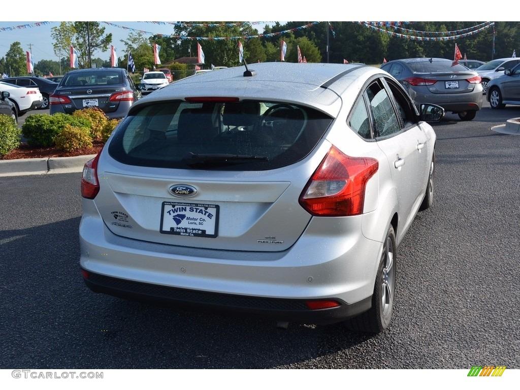 2014 ingot silver ford focus se hatchback 114756317 photo 3 car color galleries. Black Bedroom Furniture Sets. Home Design Ideas