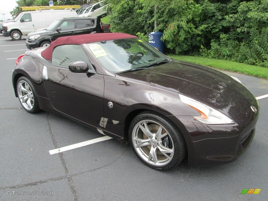 2010 nissan 370z touring roadster exterior photos. Black Bedroom Furniture Sets. Home Design Ideas