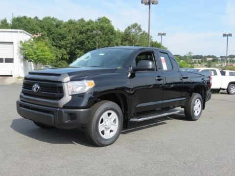 2016 Toyota Tundra SR Double Cab Data, Info and Specs