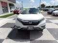 2015 White Diamond Pearl Honda CR-V EX  photo #2