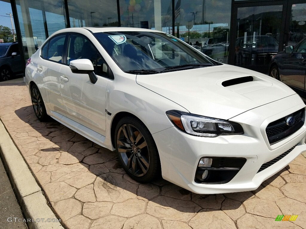 2017 subaru wrx limited white best new cars for 2018. Black Bedroom Furniture Sets. Home Design Ideas