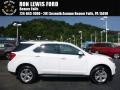 Summit White 2010 Chevrolet Equinox LT