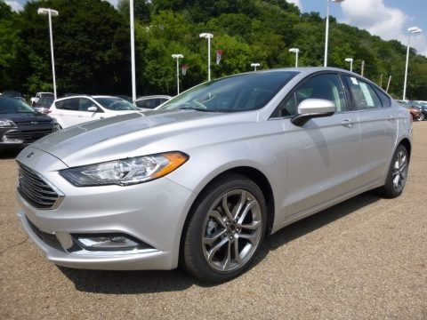 2017 Ford Fusion SE AWD Data, Info and Specs