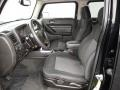 Ebony/Pewter Interior Photo for 2009 Hummer H3 #114875750