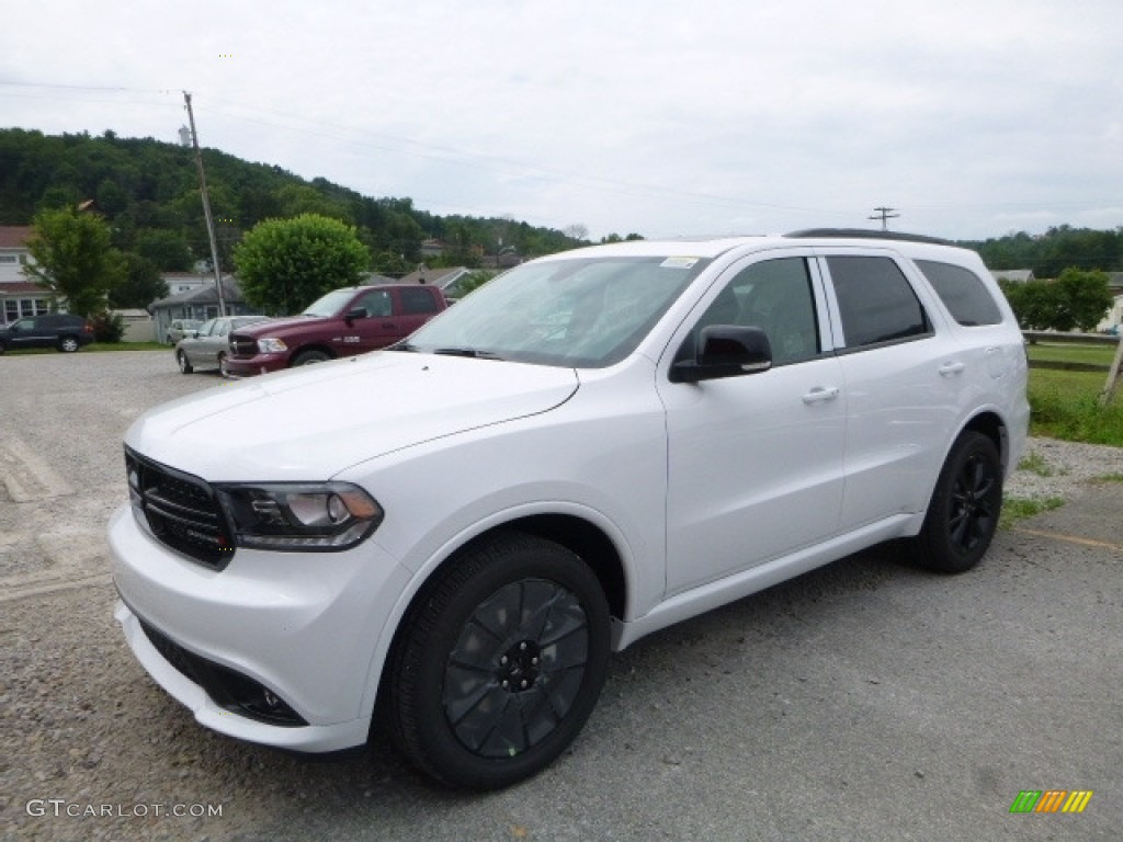 White Knuckle Dodge Durango