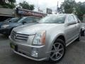 Light Platinum Metallic 2004 Cadillac SRX V8