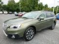 Wilderness Green Metallic 2017 Subaru Outback Gallery