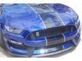 2016 Deep Impact Blue Metallic Ford Mustang Shelby GT350  photo #8