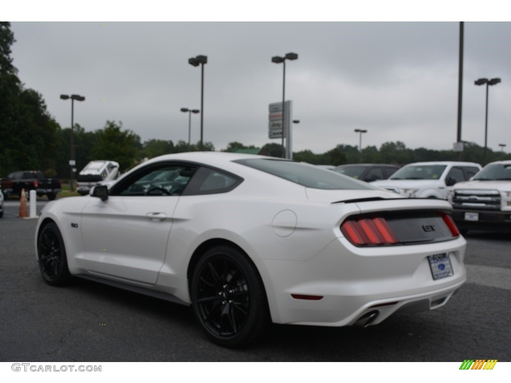 2017 White Platinum Ford Mustang GT Coupe #114901479 Photo ...