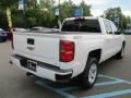 2016 Summit White Chevrolet Silverado 1500 LT Crew Cab 4x4  photo #6