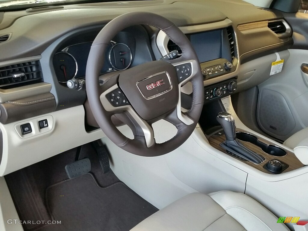 Cocoa/Shale Interior 2017 GMC Acadia Denali AWD Photo ...