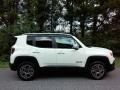2016 Alpine White Jeep Renegade Limited 4x4  photo #2