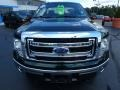 Green Gem Metallic - F150 XLT Regular Cab 4x4 Photo No. 17