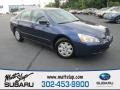 2003 Eternal Blue Pearl Honda Accord LX Sedan #114975695