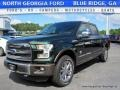Green Gem 2016 Ford F150 Gallery