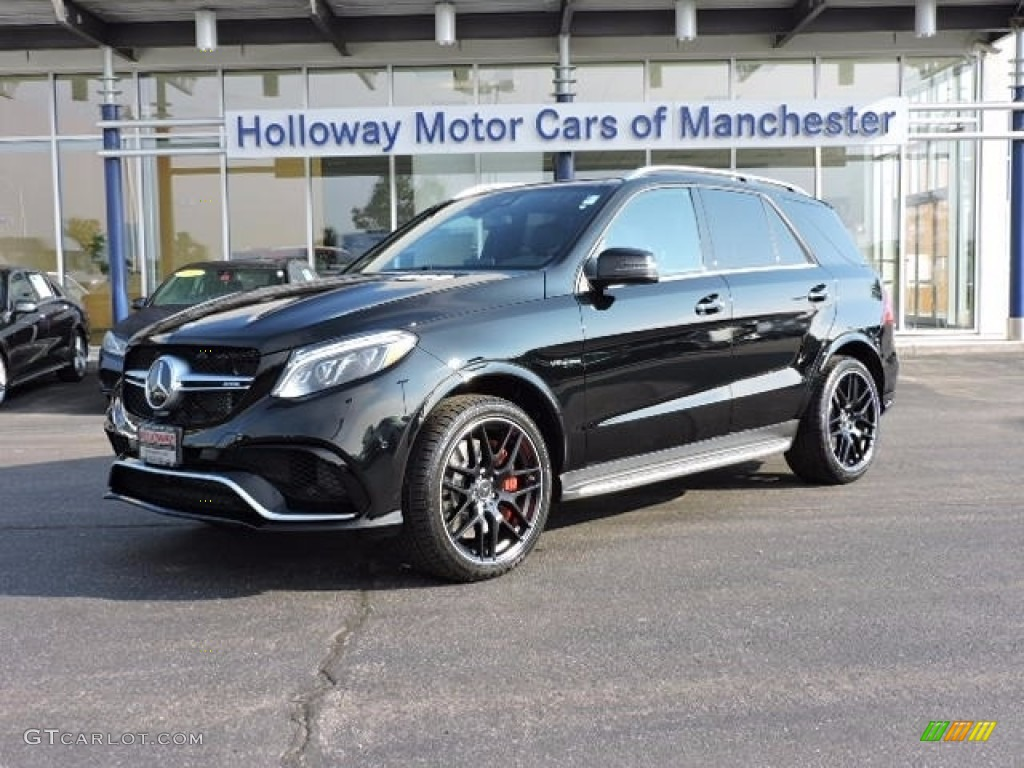 2017 black mercedes benz gle 63 s amg 4matic coupe for Holloway motor cars manchester