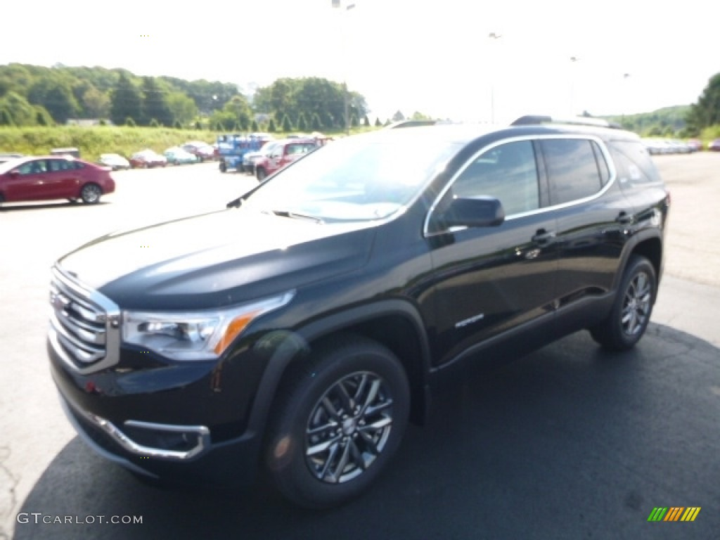 2017 Ebony Twilight Metallic GMC Acadia SLT AWD #114975631 ...