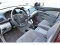2012 Basque Red Pearl II Honda CR-V LX 4WD  photo #7