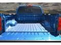 2016 Blazing Blue Pearl Toyota Tundra Limited Double Cab 4x4  photo #8