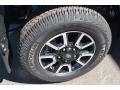 2016 Blazing Blue Pearl Toyota Tundra Limited Double Cab 4x4  photo #9