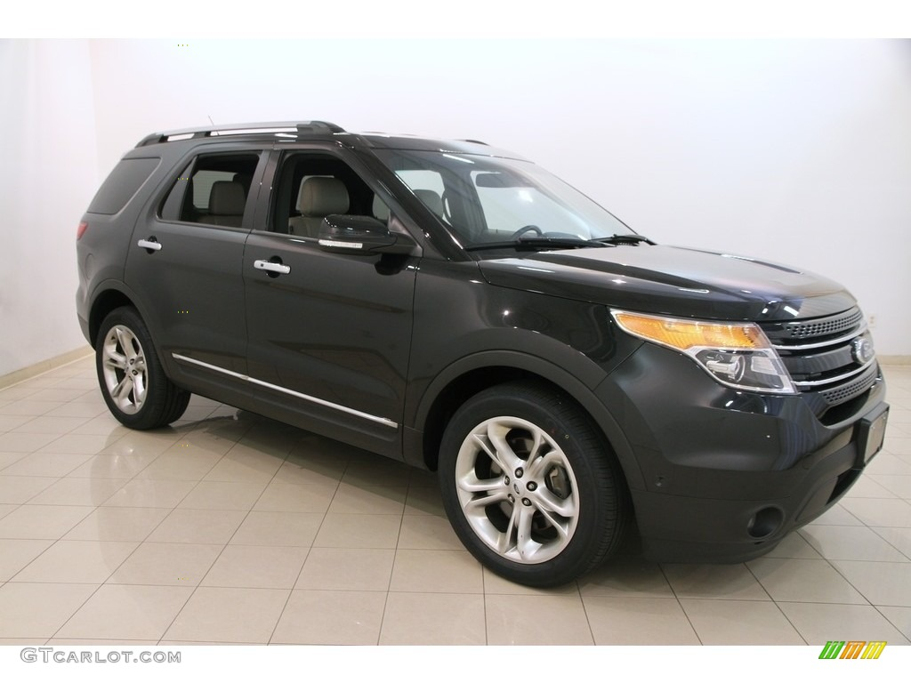 2013 Ford Explorer Limited 4WD Exterior Photos