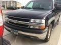 Black 2003 Chevrolet Tahoe LT