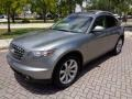 Diamond Graphite Gray 2005 Infiniti FX 35