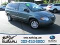 Magnesium Pearl 2007 Chrysler Town & Country Touring