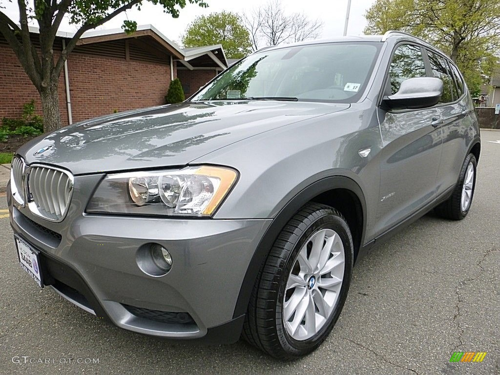 2013 space gray metallic bmw x3 xdrive 28i 115047662 photo 27 car color galleries. Black Bedroom Furniture Sets. Home Design Ideas