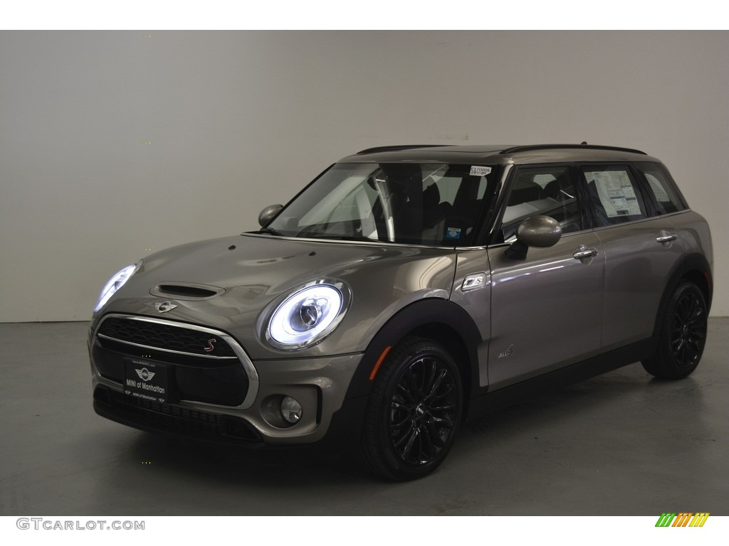 2017 Melting Silver Metallic Mini Clubman Cooper S All4 115067436