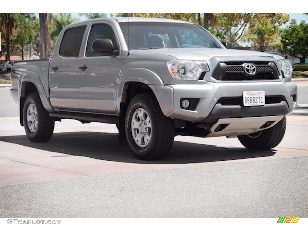 2015 silver sky metallic toyota tacoma v6 prerunner double cab 115067701 photo 16 gtcarlot. Black Bedroom Furniture Sets. Home Design Ideas